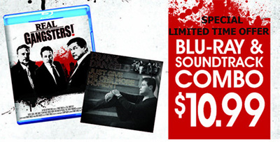 Buy Real Gangsters Movie and Soundtrack Combo